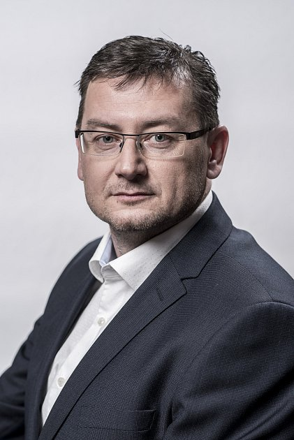 Karvinský primátor Jan Wolf (ČSSD)