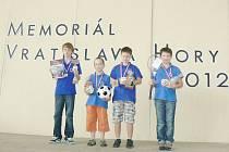 Šachisté Orlové vyhráli mezinárodní turnaj mladších žáků v Hluku.