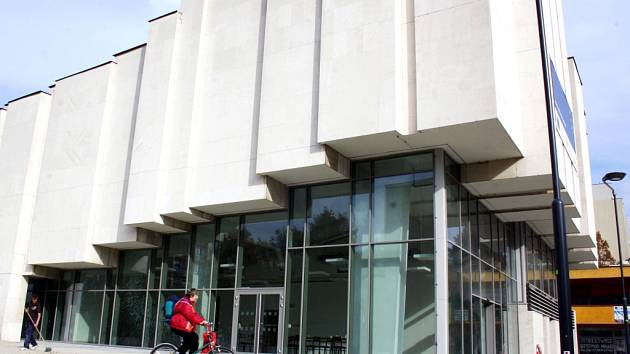 Karvinské kino Centrum.