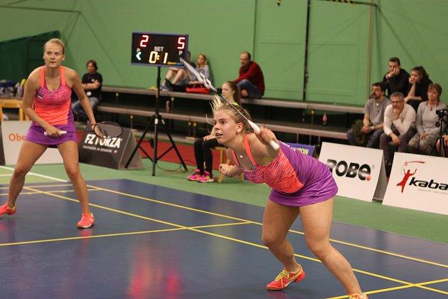 Mezinárodní turnaj vKarviné přinesl výbornou úroveň a samozřejmě kvalitní badminton.