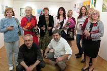 Členové ostravské umělecké skupiny Atelier Mlejn.