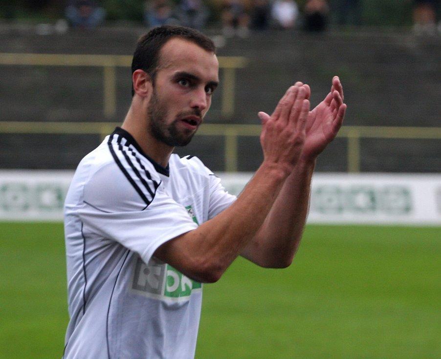 Vladimír Mišinský dal dva góly.
