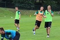 Fotbalistům Karviné začínají přípravné zápasy.