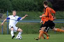Fotbalistům Petrovic atak na první místo tabulky nevyšel.
