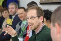 Návštěva zahraničních delegací dobrovolnické organizace ADRA v Havířově.