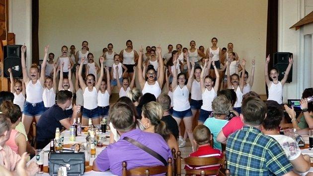 Loučení taneční skupiny Victory Dance s úspěšnou sezonou