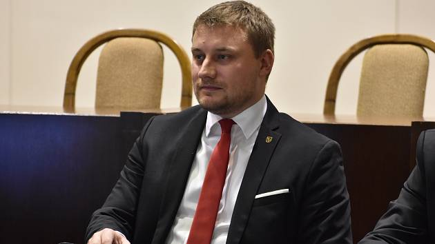 Náměstek karvinského primátora Miroslav Hajdušík.