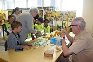 Včelařská výstava v Karviné.