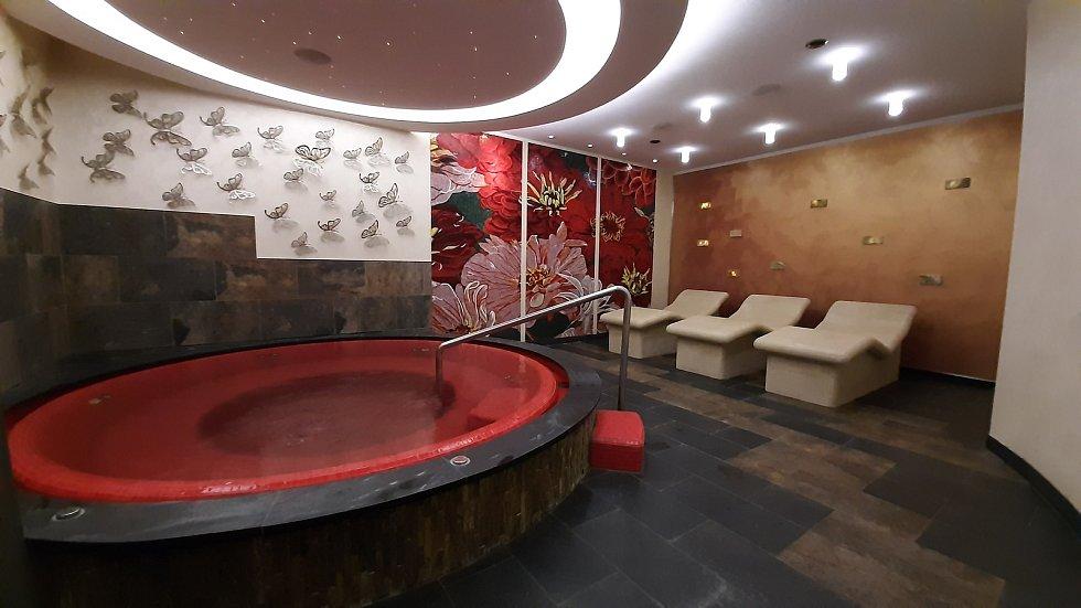 Spa & Wellness v Zámečku Petrovice je opět otevřeno a přivítalo už první hosty.