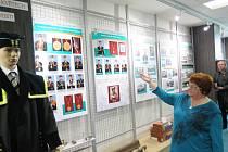 Vernisáž výstavy ke 165. výročí VŠB.