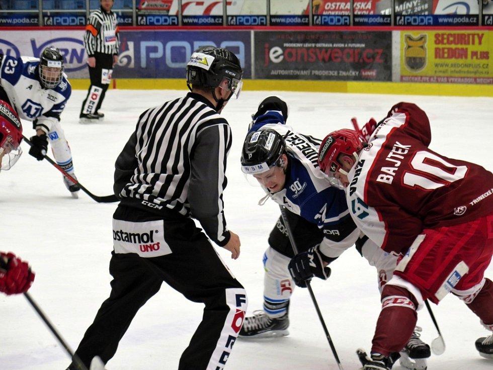 Havířov zvládl derby a posunul se na osmé místo.
