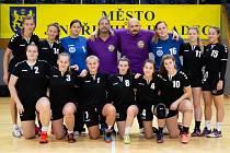 Házenkářské družstvo Bohumína se otrkává v první lize.