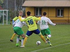 Stonavští fotbalisté zakončili sezonu porážkou, ale na jejich umístění to už neměnilo.