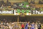 Karviná zvládla derby v Kopřivnici a drží se v popředí tabulky.