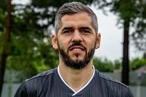 Autorem jediného gólu utkání 12. kola divize Heřmanice - Dětmarovice 0:1 byl v 83. minutě Elvist Ciku.