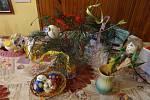 Velikonoční přípravy malé Sárinky