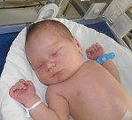 Oliver Lokoč se narodil 19. března paní Veronice Adámkové z Bohumína. Po porodu dítě vážilo 3890 g a měřilo 52 cm.