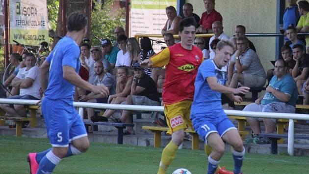 Havířovští fotbalisté uspěli ve Frýdlantě nad Ostravicí.