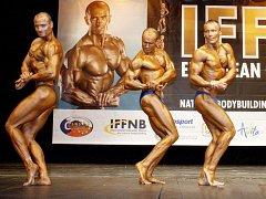 V Orlové uvidí diváci opět po delším čase přehlídku svalnatých těl.