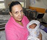 Anička se narodila 25. září paní Lucii Molnárové z Orlové. Když přišla holčička na svět, vážila 3300 g a měřila 50 cm.