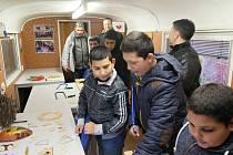 Středisko sv. Jana Boska otevřelo mobilní klubovnu.