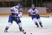 Vypravit se lze na nižší hokejové soutěže.