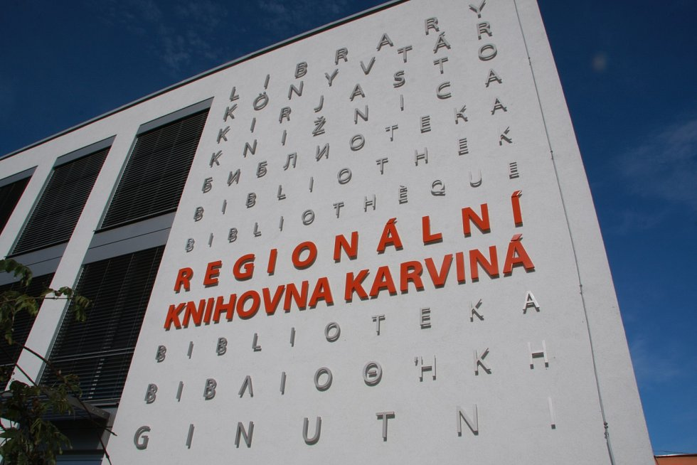 Regionální knihovna Karviná