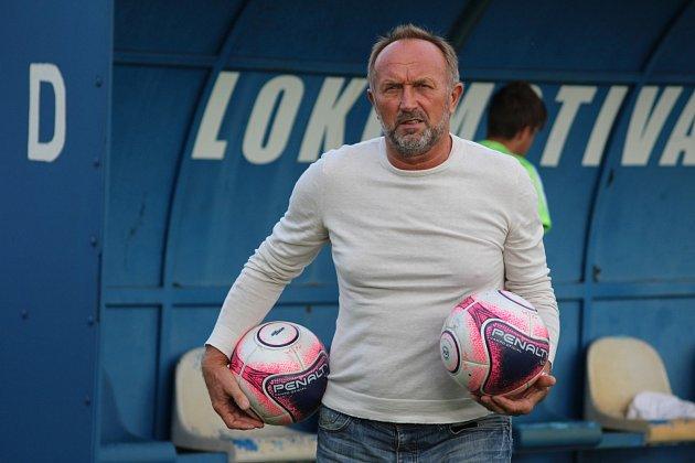 Trenér Petrovic Dušan Kohút se loučí.