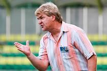 Josef Mazura, na podzim kouč Opavy, nyní trenér Karviné.