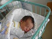 Matěj Maxmilián Kostřica se narodil 13. března paní Ludmile Kostřicové z Karviné. Když přišel chlapeček na svět, vážil 3590 g a měřil 50 cm.