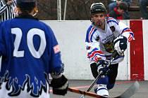 Hokejbalisté Inteva vybojovali v Praze nejvyšší soutěž.