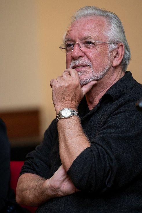Herec Jaromír Hanzlík je jedním z hostů letošní česko-polské filmové přehlídky Kino na hranici v Těšíně.