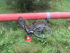 Tragická nehoda v Těrlicku.