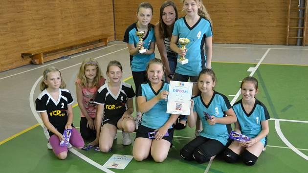 Mladé volejbalistky Karviné zvítězily v Orlové.