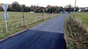 Nová cyklostezka v Havířově, která cyklostezkou není. Vybudování cyklostezky spočívalo v opravě asfaltu, který by radnice měla opravit tak i tak.