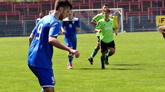Fotbal: Havířov - Jeseník