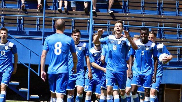Fotbal: Havířov - Nový Jičín