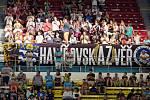 Přípravné utkání AZ Havířov – HC Vítkovice Steel.