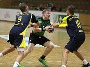 ADAM CSÖLLEI si se svými kolegy zahraje finále.