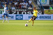 Fotbalisté MFK bojovali, ale směrem dopředu nic nepředvedli a prohráli.