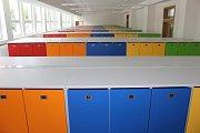 V některých karvinských základních školách se během prázdnin opravovalo a modernizovalo.