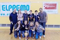 Havířovské fotbalistky ovládly turnaj v Olomouci.