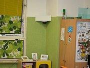 Speciální zařízení pro výslechy dětí a některé oběti trestných činů.