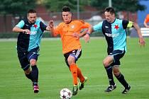 Orlovští fotbalisté po střelnici proti Slovácku nedali ve Žďáru ani gól.
