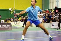 Vstupenky na badminton jsou v redakci.