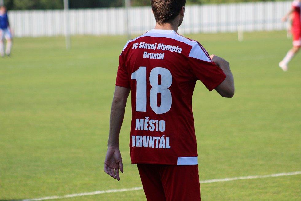 V prvním kole podzimní části divize E hostily Dětmarovice na svém hřišti tým Bruntálu.