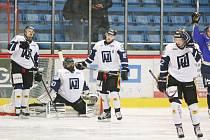 Havířovští hokejisté sice prohráli, ale stydět za výkon se určitě nemusí.