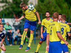 Bohumínští fotbalisté zaznamenali mimořádně důležitou výhru.