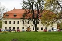 Havířovský zámek.