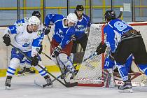 Hokejisté Orlové schytali debakl.
